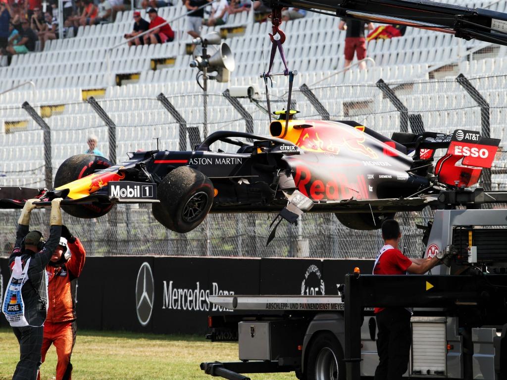 Horner labels Gasly's FP2 crash as 'annoying' | PlanetF1