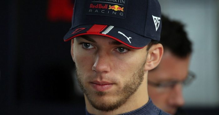 Pierre Gasly Red Bull