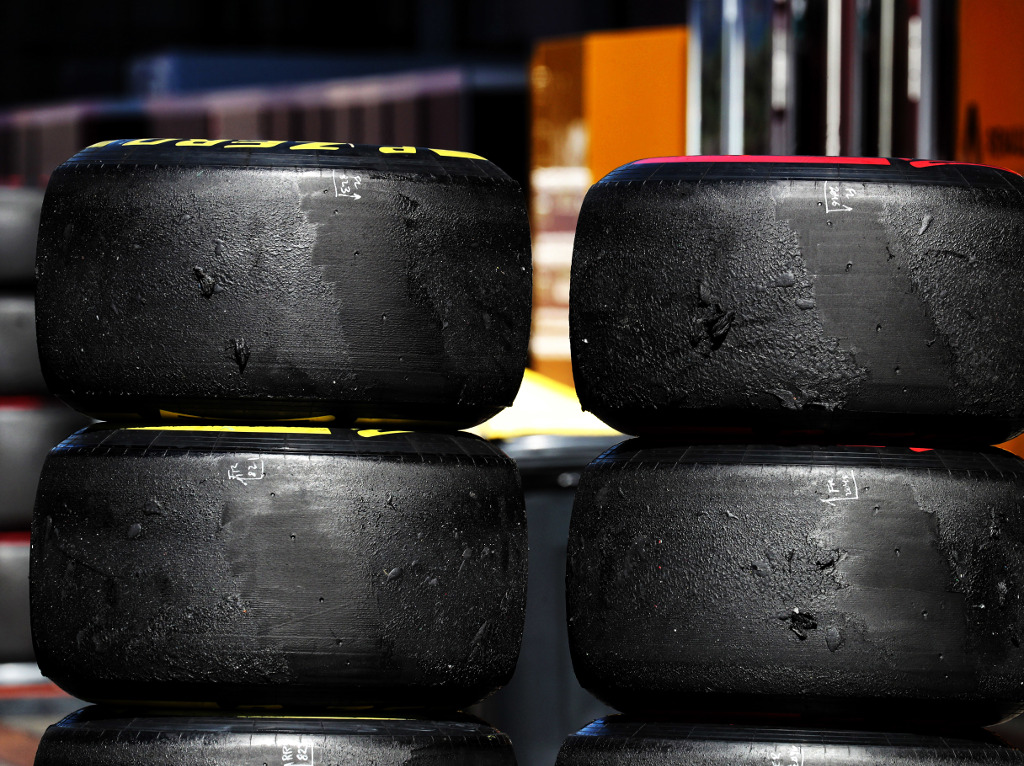 We May See All Five Types Of Tyre Used F1 News By Planetf1
