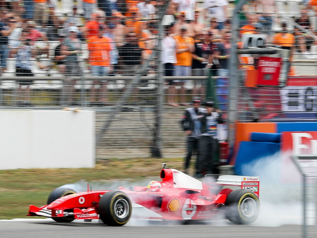 Mick Schumacher To Drive Father S Ferrari At Mugello Planet F1