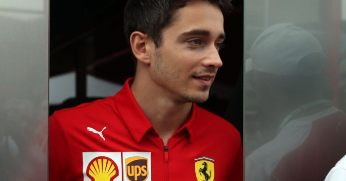 "Charles Leclerc predicts a ""fun"" German GP as he looks to lead the Ferrari revival."
