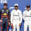 FIA post-qualifying press conference - Germany.