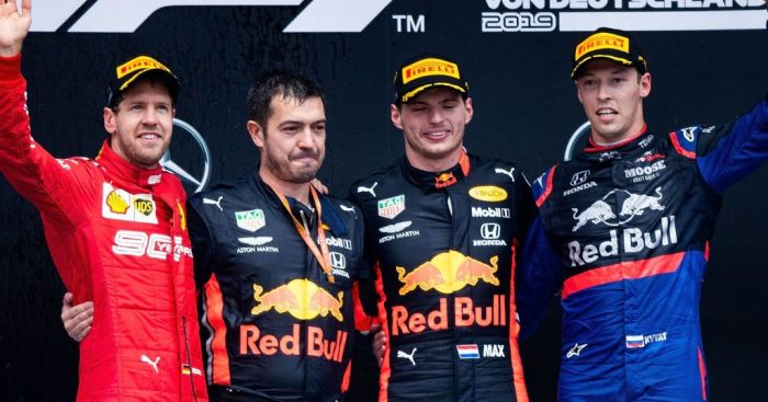 FIA post-race press conference - German Grand Prix.