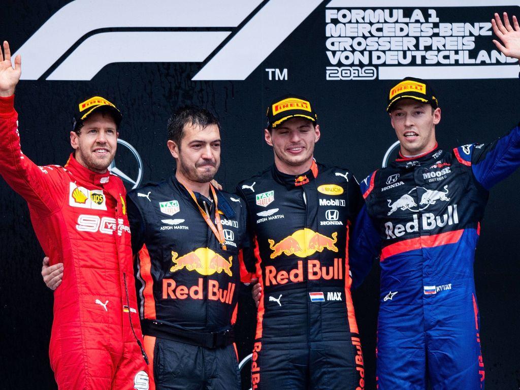 FIA post-race press conference - German Grand Prix.