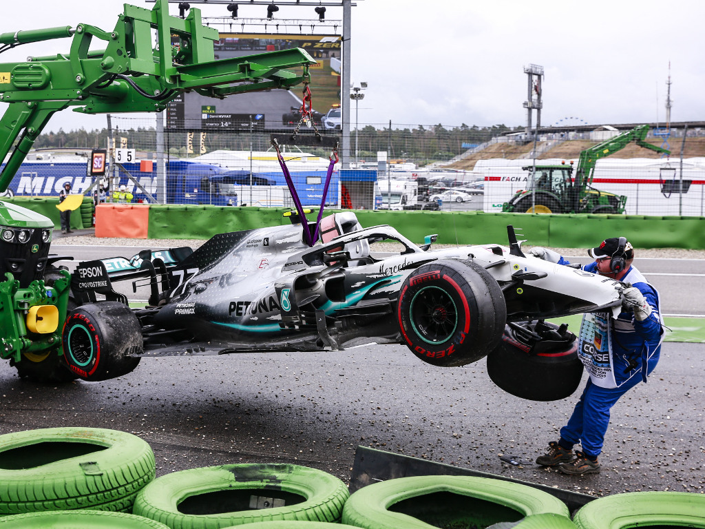 Max Verstappen says Mercedes' meltdown in Germany would be the first thing he'd put in Drive to Survive S2.