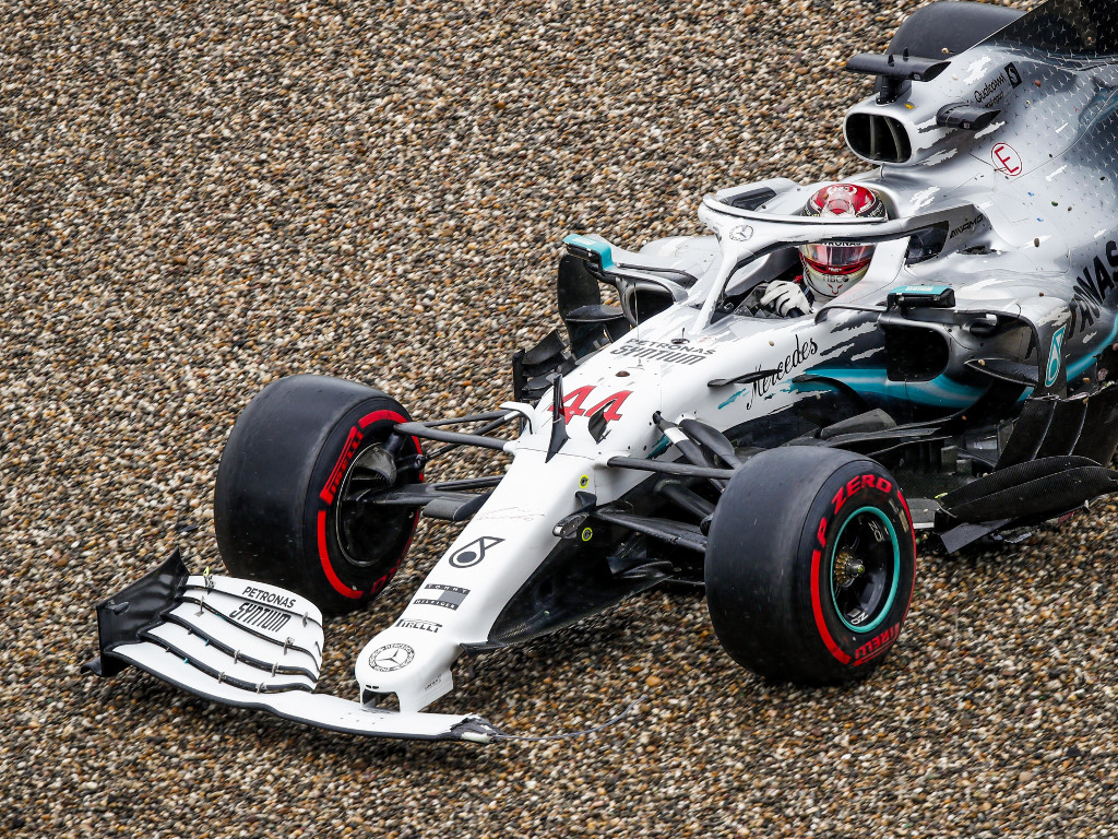 Lewis Hamilton won't allow Netflix to use footage of him from German GP.