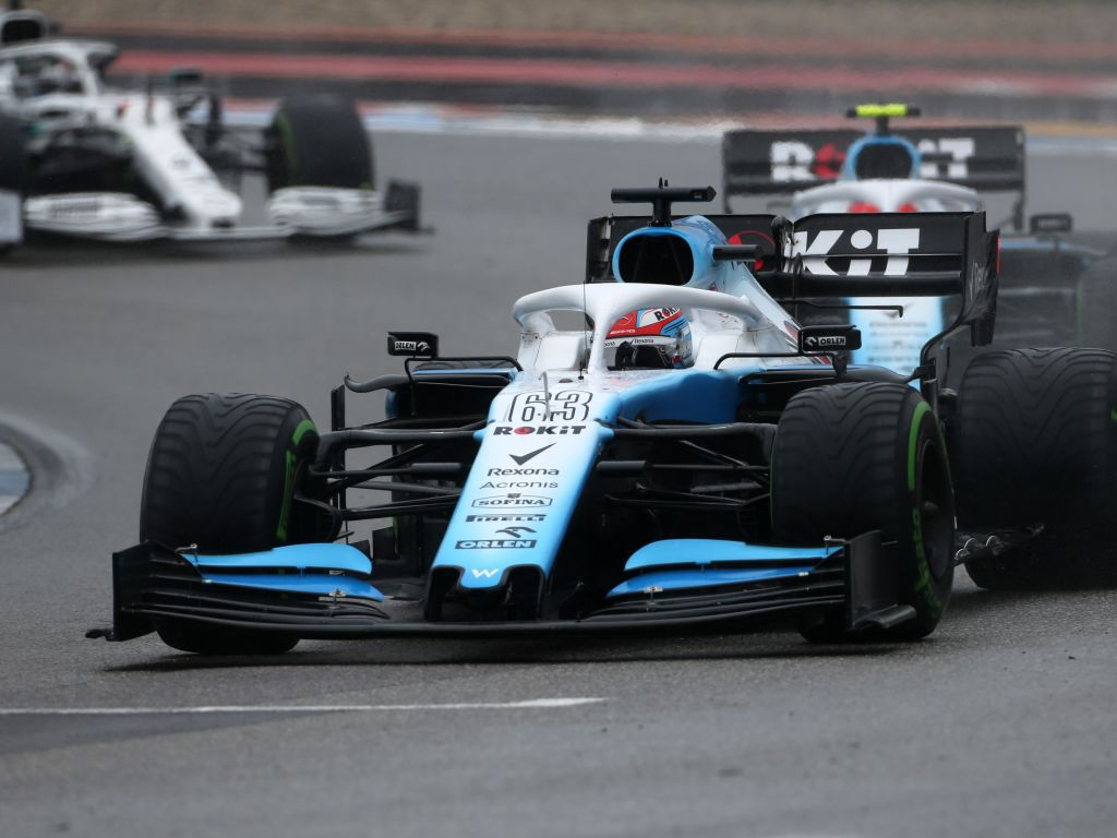 "Williams will not become ""complacent"" despite their gains on and off the track."