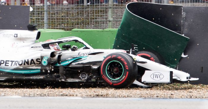 Lewis Hamilton wanted to retire in Germany