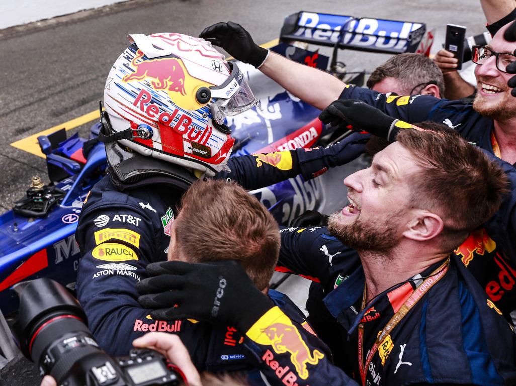 Christian Horner: No risk of losing Max Verstappen