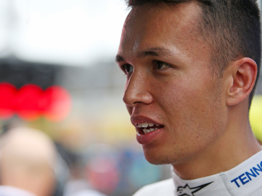 Alexander Albon as much to blame as Gasly for German shunt