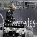 Nico Hulkenberg still 'stinging' over German DNF