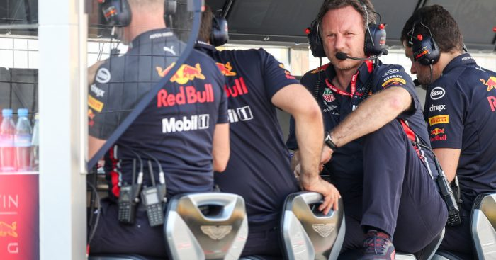Christian Horner 'slightly crapped' himself in Charles Leclerc unsafe release