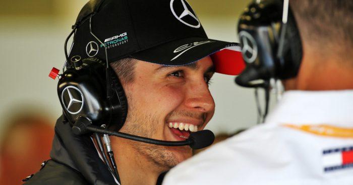 'Esteban Ocon in, Valtteri Bottas out at Mercedes'