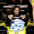 Daniel Ricciardo denies deliberately 'screwing' Sergio Perez