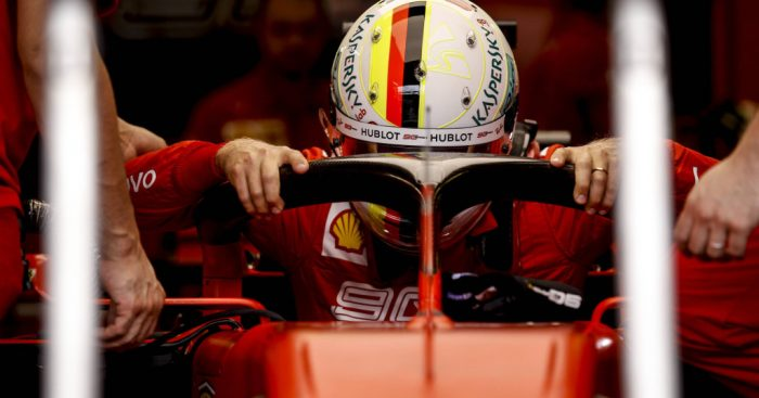Ferrari's 'suffering is track dependent'