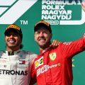 Sebastian Vettel had 'nothing to lose' in Hungary