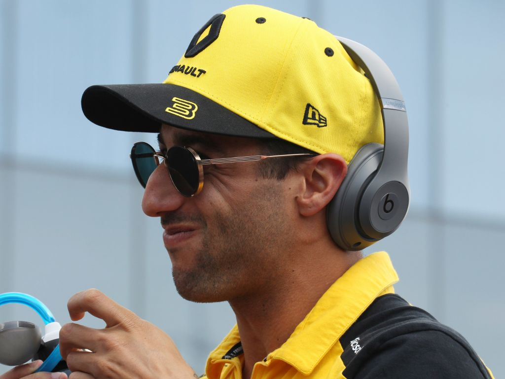 Daniel Ricciardo was less than impressed with Kevin Magnussen's defensive driving at the Hungarian GP.