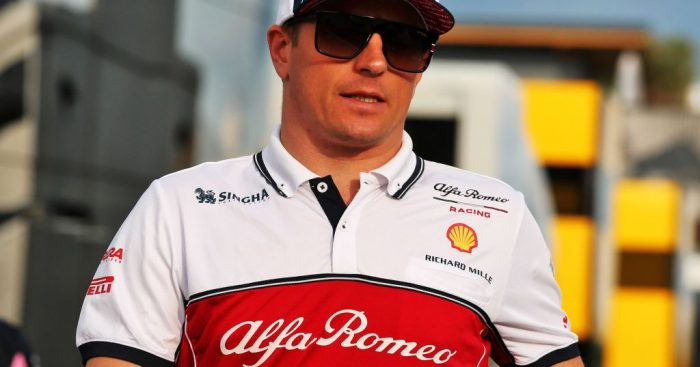 Kimi Raikkonen believes Alfa Romeo had more pace than McLaren at the Hungarian Grand Prix.
