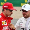 """Valtteri Bottas believes Charles Leclerc is a """"very tough"""" driver and it's how a Ferrari racer should be."""