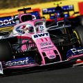 Sergio Perez blames Alex Albon for 'unnecessary' contact
