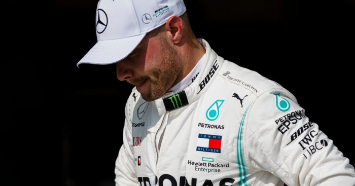 "Valtteri Bottas says he's ""gutted"" after losing out on victory in Monza."