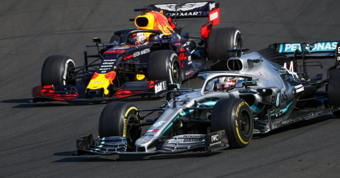 Mercedes expect to be battling Red Bull at the Singapore Grand Prix.
