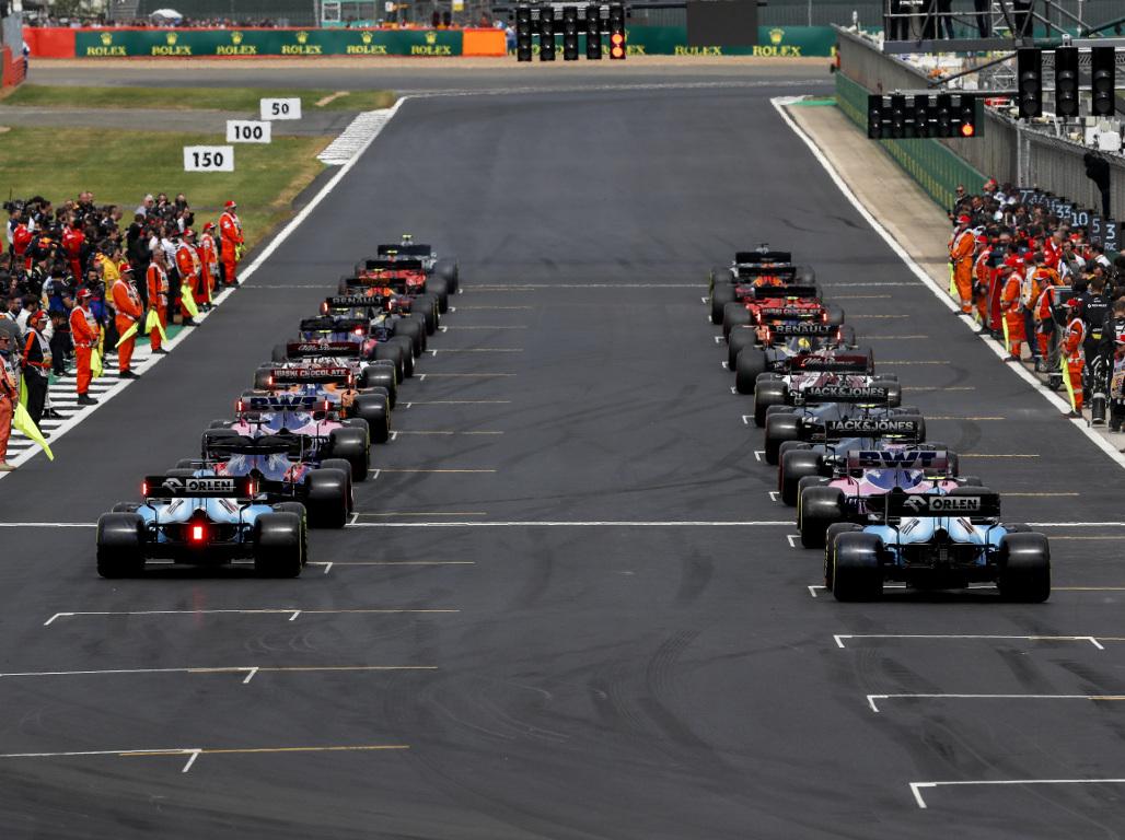 F1-grid-British-GP-2019-PA