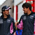 Sergio Perez and Lance Stroll partnership