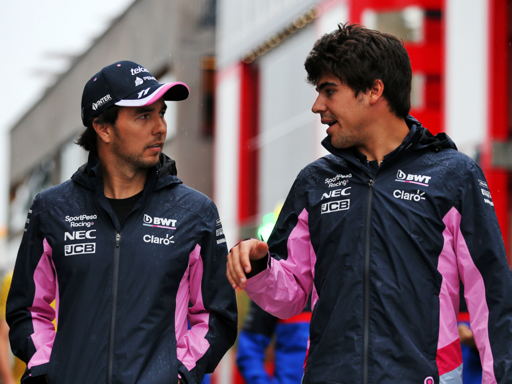 F1 Reader Racing Point Set To Retain Perez And Stroll