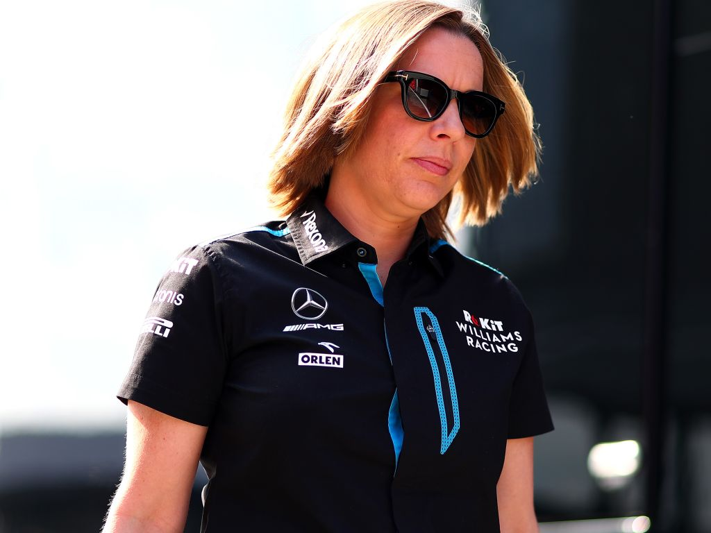 Claire Williams hopes Ferrari won't use their veto on the 2021 financial regulations.