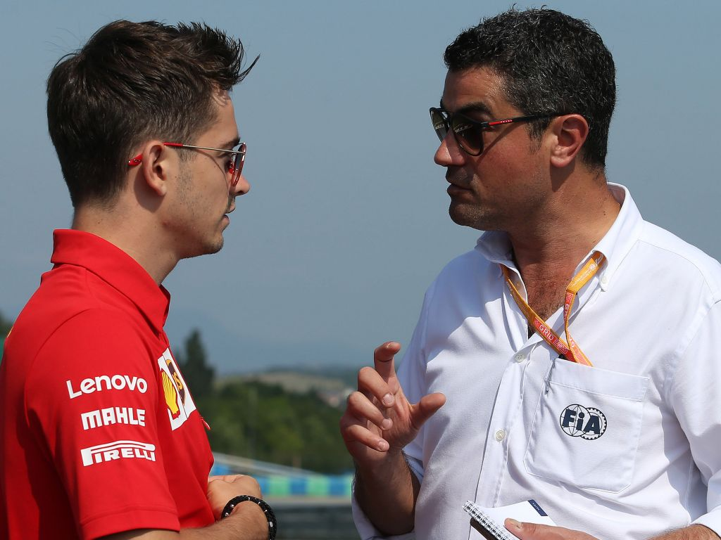 Formula 1 race director Michael Masi doesn't see an issue with the slow qualifying out-laps seen at the Belgian GP.