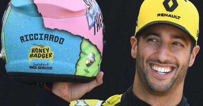 A year on Daniel Ricciardo recalls his shock decision