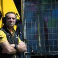 Cyril Abiteboul: Cheaper to alter tracks than aero rules