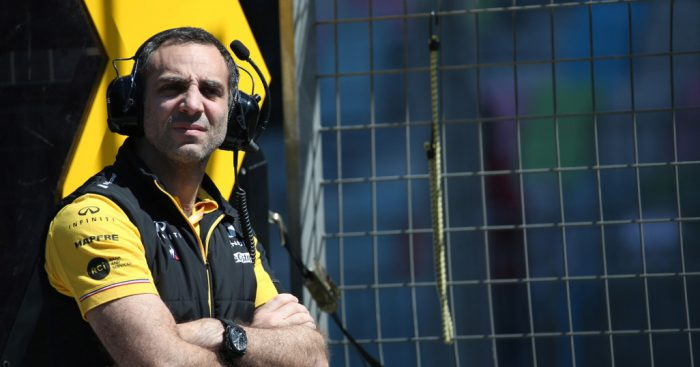Cyril Abiteboul: Cheaper to alter tracks than aero rules
