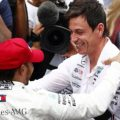 Hamilton has been consulted on 2020 team-mate, Wolff confirms