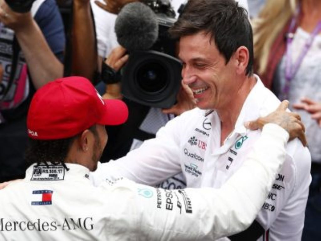 Lewis Hamilton has been consulted on 2020 team-mate, Wolff confirms
