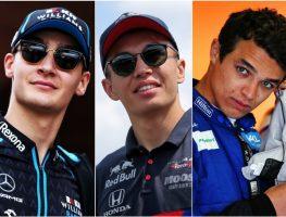 F1's fabulous five make for a bright future