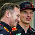 Christian Horner praises Max Verstappen