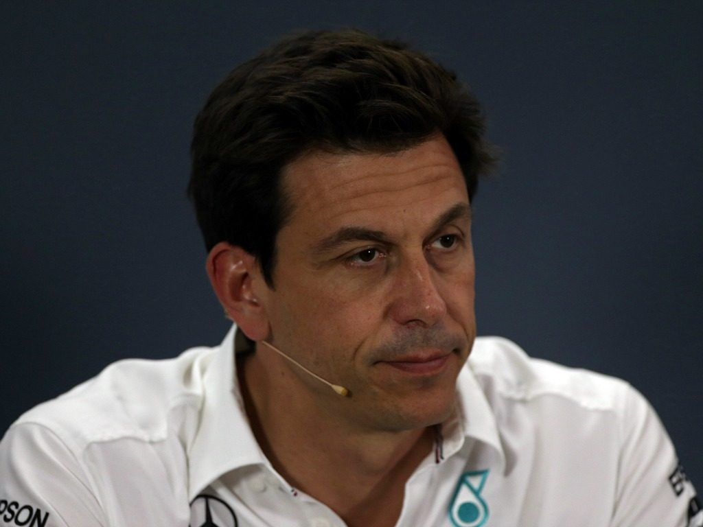 Toto Wolff admits Mercedes were caught out by the undercut at the Singapore GP.