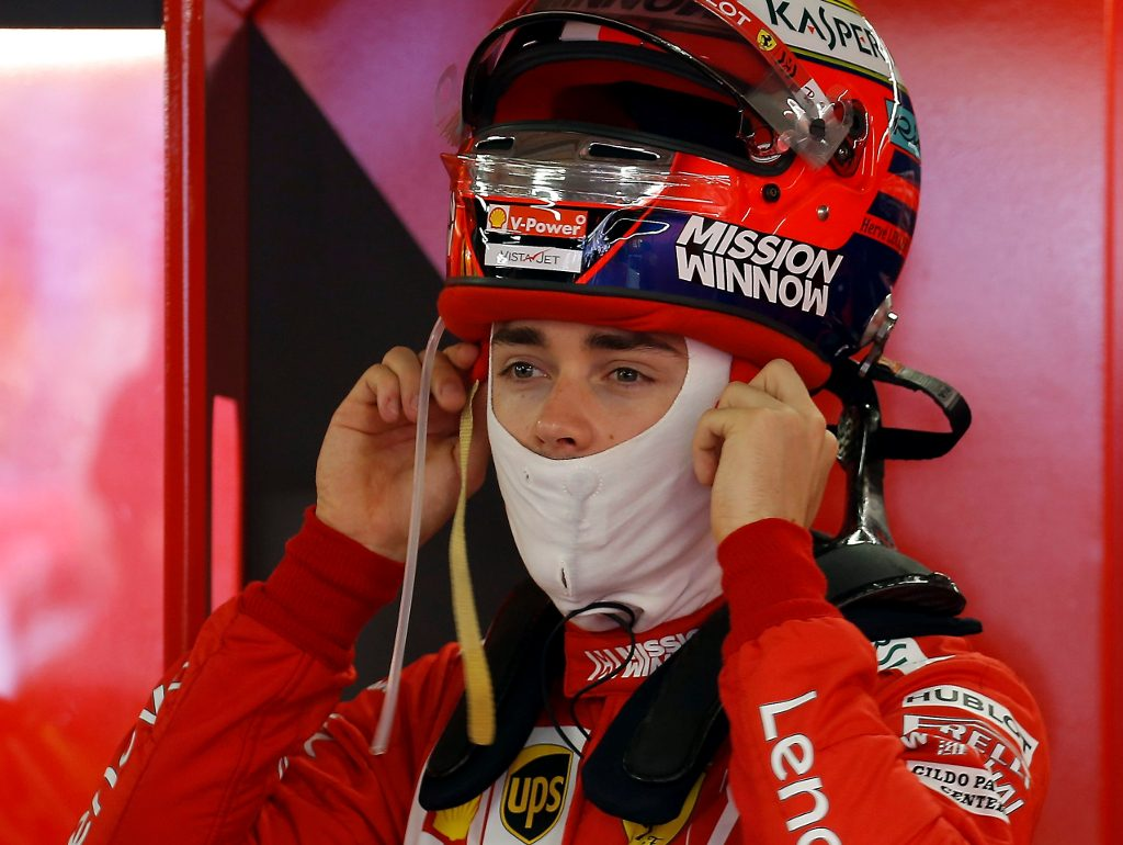 Charles Leclerc waxes lyrical about 'greatest' Spa