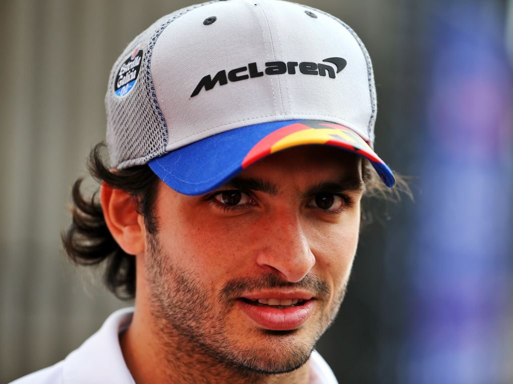 Carlos Sainz doubts Norris' game play gives him edge