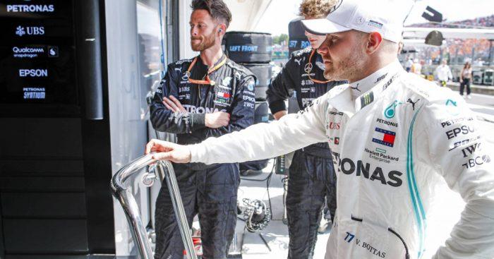 Mercedes poised to confirm Valtteri Bottas at Spa