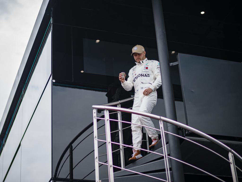 Valtteri Bottas retained as Hamilton's 2020 team-mate