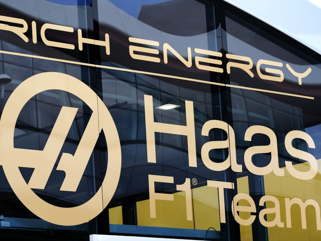 Haas to sit down with Rich Energy at Monza