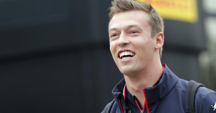 "Daniil Kvyat believes he became a ""better driver"" in 2019."