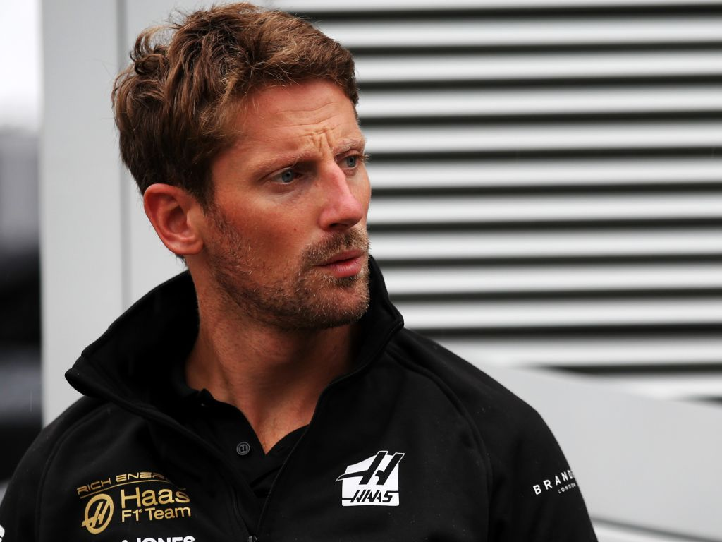 Romain Grosjean was retained by Haas because he knows the team, and they know the 2019 struggles aren't his fault.