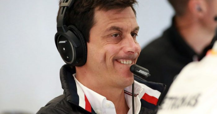 """Toto Wolff says Formula E is like """"Super Mario Kart"""" with real drivers."""