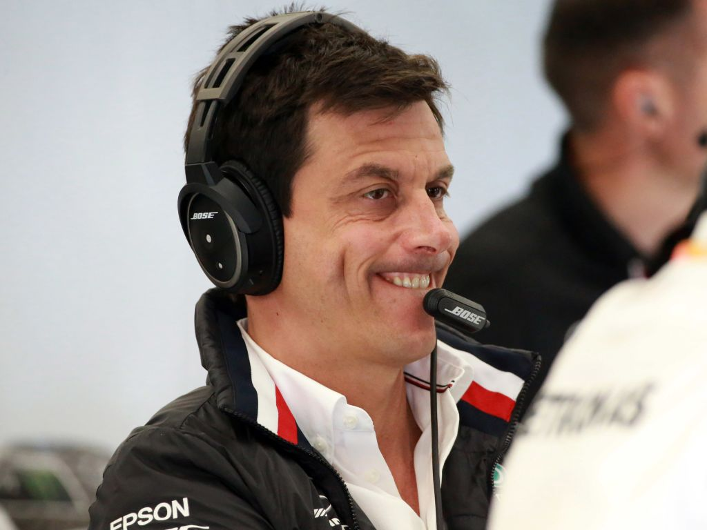 "Toto Wolff says Formula E is like ""Super Mario Kart"" with real drivers."