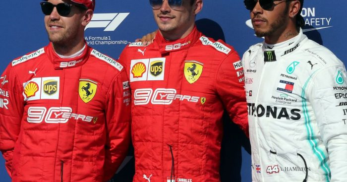 FIA post-qualifying press conference - Belgian GP.