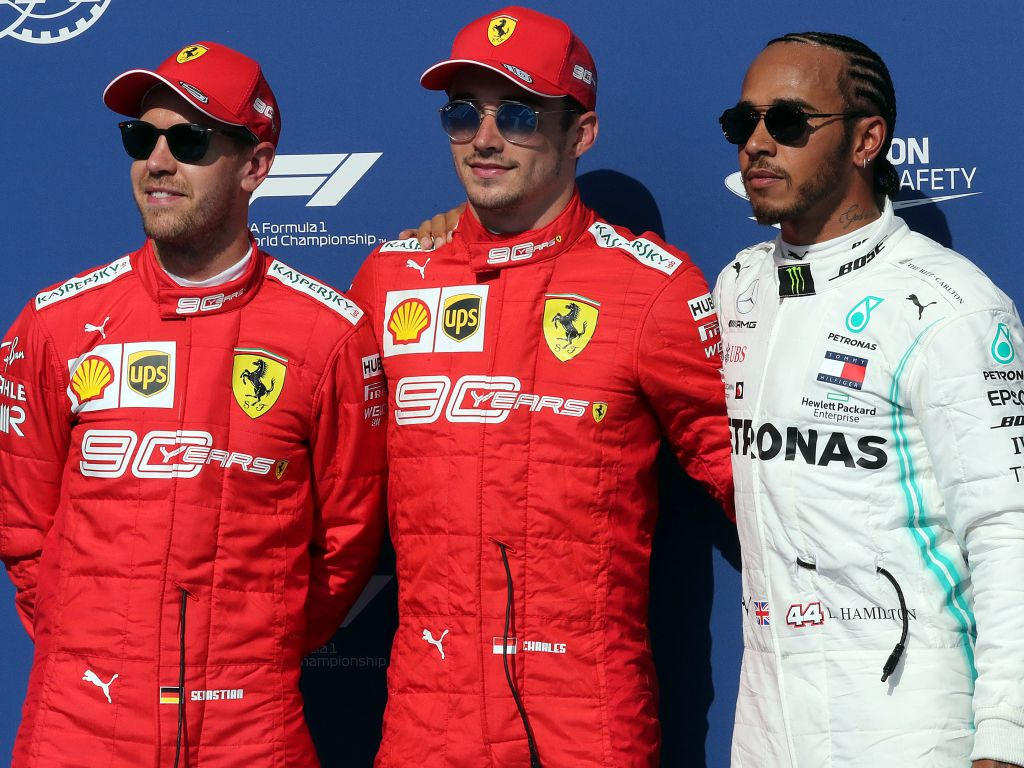 FIA post-qualifying press conference - Belgian GP.